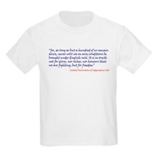 Scottish Independance T-Shirt