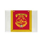DUI - 399th Army Band Rectangle Magnet