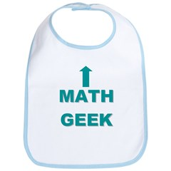 Math Geek Bib