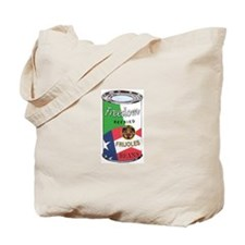 Freedom Frijoles Tote Bag
