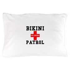 Bikini Patrol Pillow Case