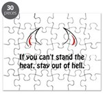 Stay Out Of Hell Puzzle