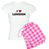 I Love London pajamas