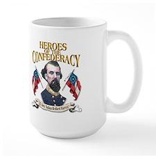Nathan Bedford Forrest large mug