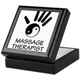 Yin-Yang Massage Hand Keepsake Box
