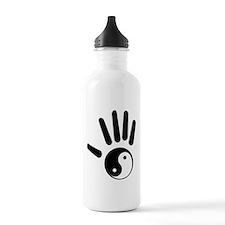 Yin-Yang Hand Water Bottle