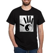 Yin-Yang Hand T-Shirt