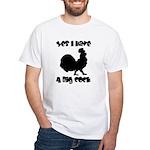 Yes It's Big White T-Shirt
