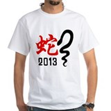 Chinese New Year of The Snake 2013 Shirt