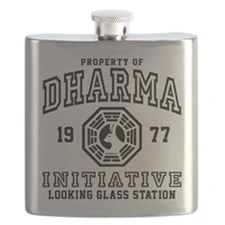 Dharma Looking Glass Flask