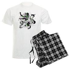 Shaw Tartan Lion Pajamas