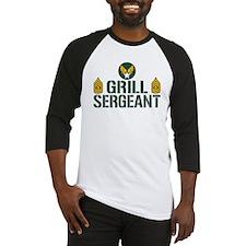 Grill Sergeant Baseball Jersey