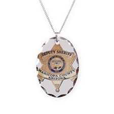 Maricopa County Sheriff Necklace