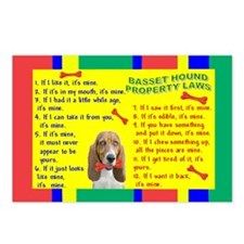 Cute Unique dog lover Postcards (Package of 8)