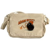 Adam Bomb Messenger Bag