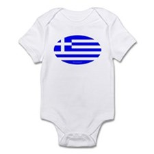 Greek Euro Infant Creeper