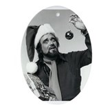 Wolfman jack Ornament