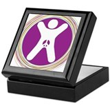 Genital Integrity for All Keepsake Box