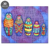 Matryoshka Dolls Puzzle