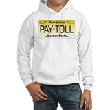 NJ Pay Toll Hoodie