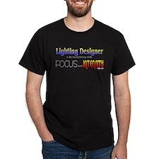 Theatre Lighting Designer T-Shirt