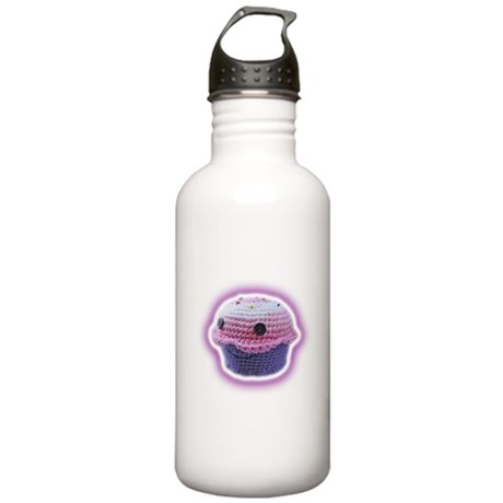 Yarn Cupcake Stainless Water Bottle 1.0L