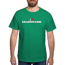 I Love Krasnoyarsk T-Shirt