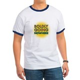 Boldly Going Nowhere T