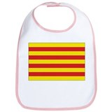 Catalonia Flag Bib