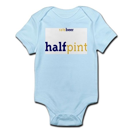RateBeer Half Pint Infant Creeper