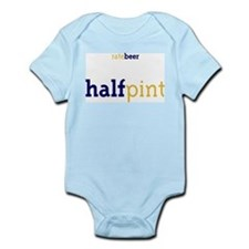 RateBeer Half Pint Infant Creeper