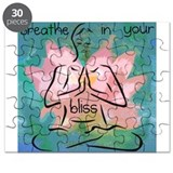 Breathe In Your Bliss Puzzle
