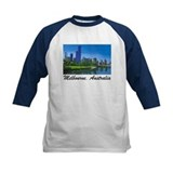 Melbourne Skyline Painting Tee