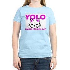Cute Womens yolo T-Shirt