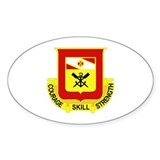 DUI - 5th Engineer Battalion Decal