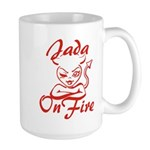 Jada On Fire Large Mug