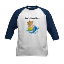 Personalize Boy on Watercraft Tee