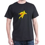 Wingsuit 2 (Yellow) T-Shirt