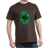 GREEN PINWHEEL T-Shirt
