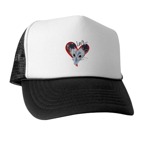 Possum Love Trucker Hat