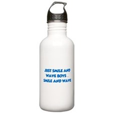 Smile and Wave Water Bottle