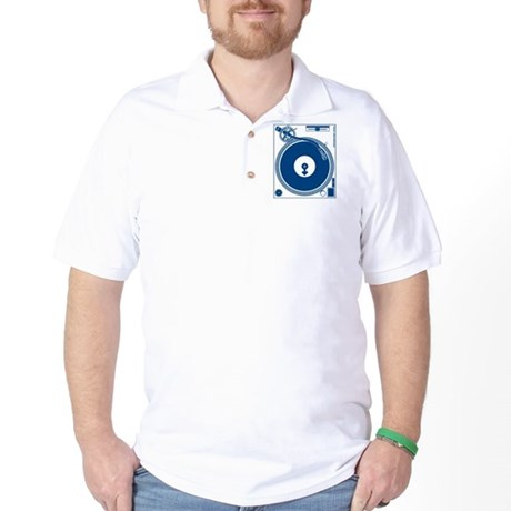Male Turntable Golf Shirt