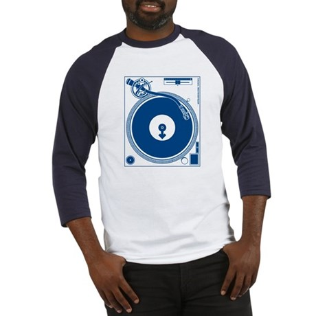 Male Turntable Baseball Jersey
