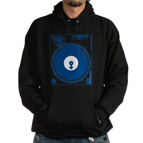 Male Turntable Hoodie (dark)