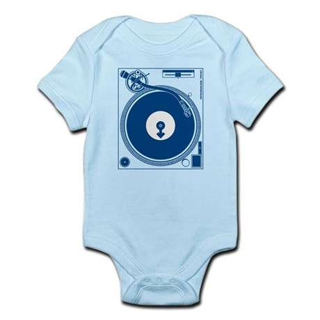 Male Turntable Infant Bodysuit