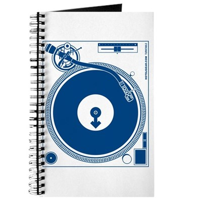 Male Turntable Journal
