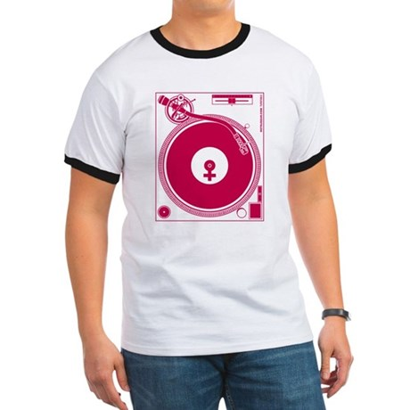 Female Turntable Ringer T