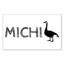 Michigander Decal