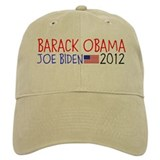 BARACK OBAMA 2012 Baseball Cap