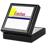 Esteban Keepsake Box